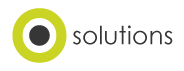 Logo OSolutions White Background